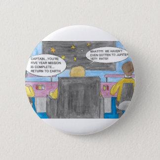 Drehen Sie herum Auftrag Runder Button 5,1 Cm