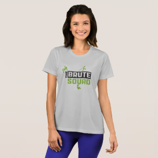 Drehen Sie Reinfall-rohes T-Shirt