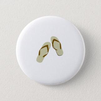 Drehen Sie Reinfälle/Zapfen um Runder Button 5,1 Cm