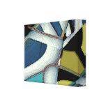 Drehung - 32 abstrakt gespannter galerie druck