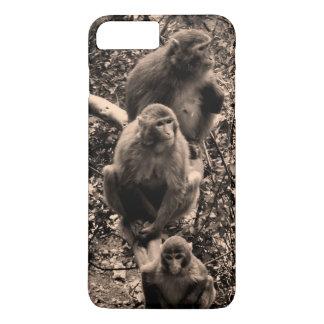 Drei Affen iPhone 8 Plus/7 Plus Hülle