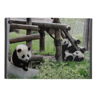 Drei Baby-Pandas iPad Mini 4 Hülle