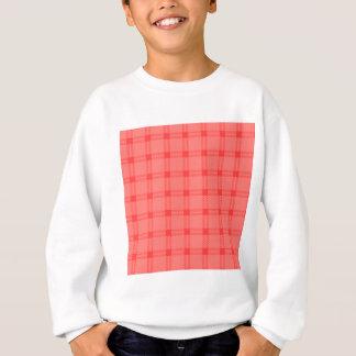Drei Band-großes Quadrat - Red1 Sweatshirt