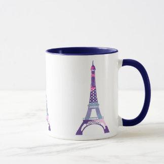Drei Eiffels Tasse