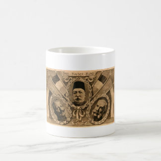 Drei Kaiser Promenade Kaffeetasse