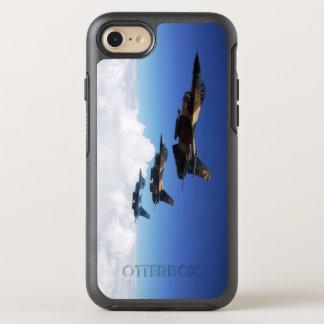 Drei kämpfende Falcons F-16 OtterBox Symmetry iPhone 8/7 Hülle