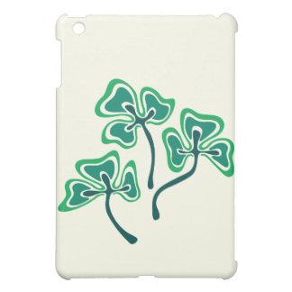 Drei Kleeblätter iPad Mini Hüllen