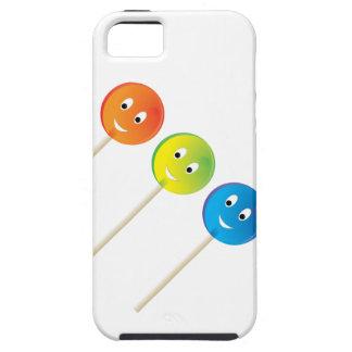 Drei lächelnde Lutscher Etui Fürs iPhone 5