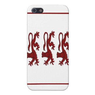 Drei Löwen England iPhone 5 Hüllen