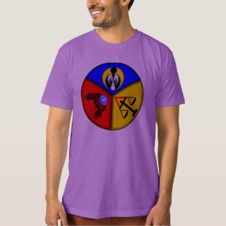 Drei Pkte T-Shirt