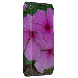 Drei rosa Singrüne Case-Mate iPod Touch Case