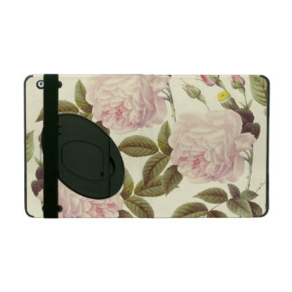 Drei Rosen-Creme Etui Fürs iPad