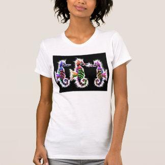 Drei Seepferde T-Shirt