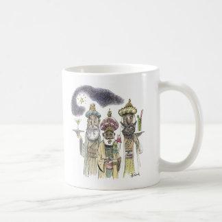 Drei weise Männer Kaffeetasse
