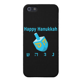 Dreidel Blau iPhone 5 Schutzhüllen
