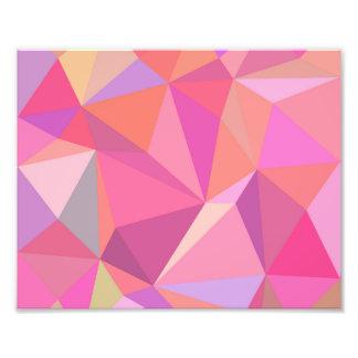 Dreieck abstrakt fotodruck