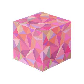 Dreieck abstrakt würfel