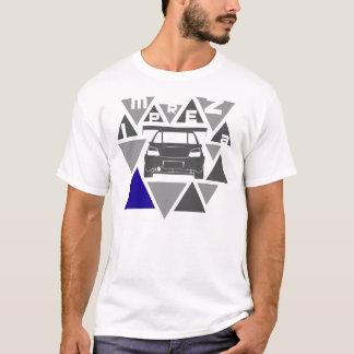 Dreieck-Auto - Impreza- T-Shirt