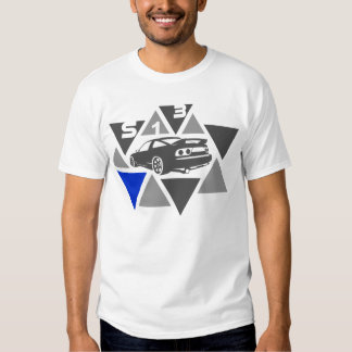 Dreieck-Auto - S13- Shirt
