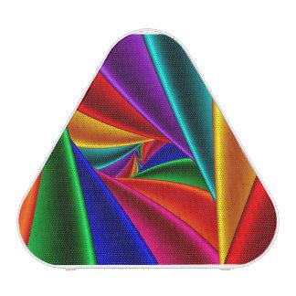 Dreieck der Farbe Bluetooth Lautsprecher