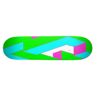 Dreieck-Entwurf 21,6 Cm Skateboard Deck
