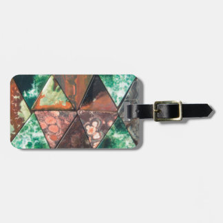 Dreieck-Felsen Gepäckanhänger