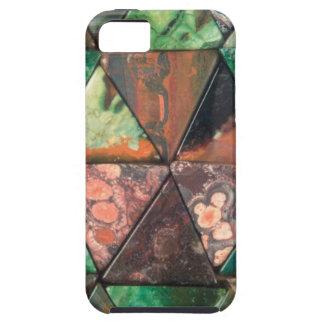 Dreieck-Felsen iPhone 5 Schutzhüllen
