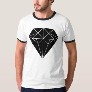 Dreieck-Hipster T-shirt
