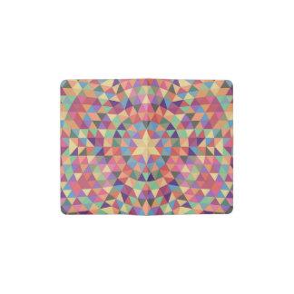 Dreieck-Mandala 1 Moleskine Taschennotizbuch
