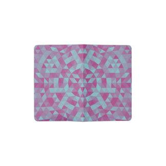 Dreieck-Mandala 2 Moleskine Taschennotizbuch