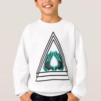 Dreieck Sweatshirt