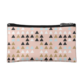 Dreieckdruck Kosmetik-Tasche Makeup-Tasche