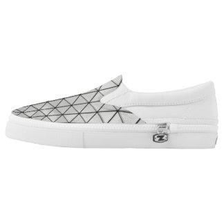 Dreiecke Slip-On Sneaker