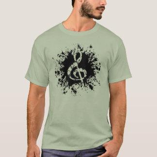dreifach-clef-platsch-LTT T-Shirt