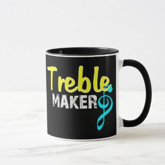 Dreifacher Hersteller für dunkle Produkte Tasse