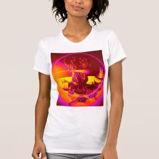 Dreifaches Göttin Hekate Angebot T-Shirt