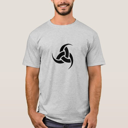 Dreifaches Horn von Odin T-Shirt