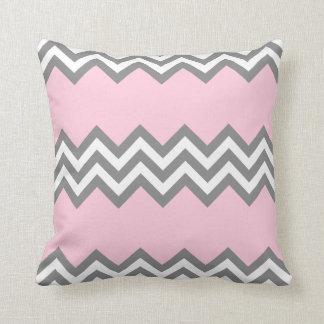 rosa grau kissen. Black Bedroom Furniture Sets. Home Design Ideas