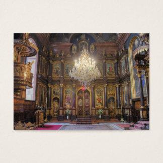 Dreifaltigkeit-griechisch-orthodoxe Kirche Visitenkarte