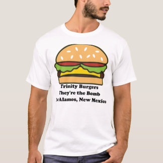 Dreiheits-Burger T-Shirt