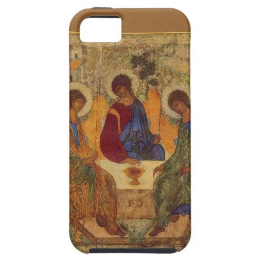 Dreiheits-Engel bei Mamre iPhone 5 Etui