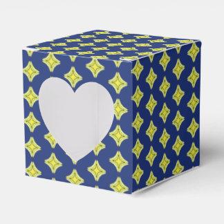 Dreiheits-Stern Geschenkschachtel