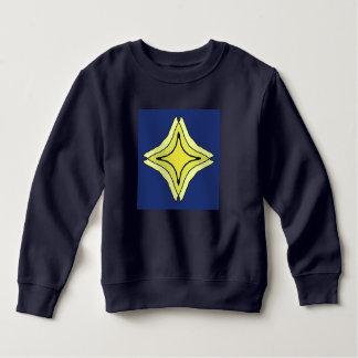 Dreiheits-Stern Sweatshirt