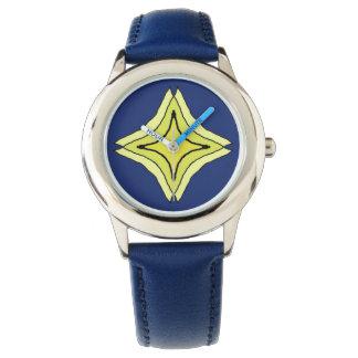 Dreiheits-Stern Uhr