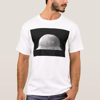 Dreiheits-Test-Atombomben-Explosion am 16. Juli T-Shirt