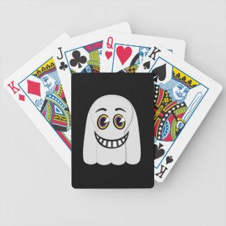 Dreißigerjahre Vintager Geist-Spielkarten Bicycle Spielkarten