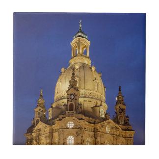 Dresden Frauenkirche Keramikfliese