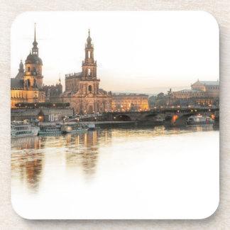 Dresden Getränkeuntersetzer