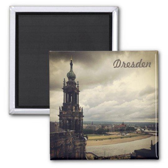 Dresden Quadratischer Magnet
