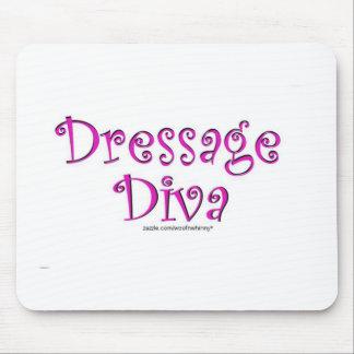 Dressage-Diva Mousepads